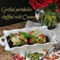 Grilled Portobellos Stuffed with Quinoa and Veggies