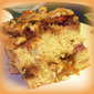 Strawberry Coffee Cake THB