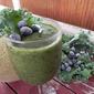 Kale, Blueberry & Cantaloupe Smoothie