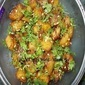Masala Alu / Spicy Potato