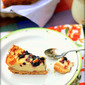 Three Birthdays, One Tart : Recipe for Baked Yogurt Berry Tart