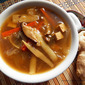 Slow-Cooker Hot & Sour Soup