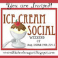 Welcome to the Ice Cream Social 2012!