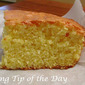 Recipe: Sweet Cornbread