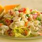 Cajun Seafood Pasta Salad + A Cajun Waltz