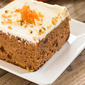 Light and Moist Carrot Cake with Cream Cheese Frosting
