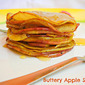 Buttery Apple Slices - An exotic yummy dessert