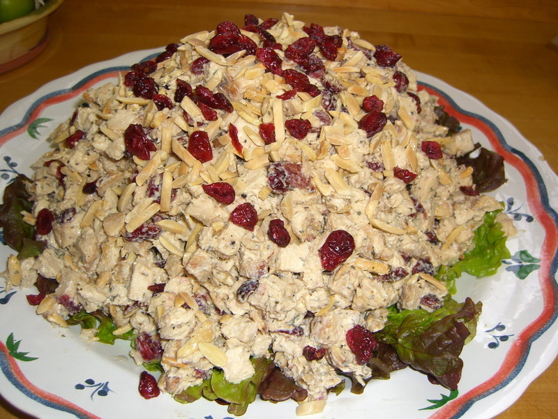 chicken salad ever blt chicken salad super simple chicken salad ...