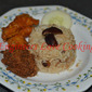 NASI KURMA-KISMIS / DATES-RAISIN RICE