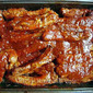 Smokey Oven BBQ Pork Ribs