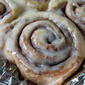 """I Love Cinnamon Rolls"": Review and Recipe"
