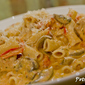 Gluten Free Friday: Chicken and Mushroom Pasta in Creamy Tomato Sauce