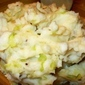 Mashed Potatoes and Cabbage (Colcannon)