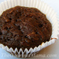 Chocolate Carrot Zucchini Muffins