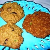 Zucchini Oatmeal Cookies