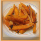 Power Foods - Baked Cajun Sweet Potato Fries