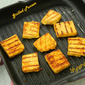 Grilled Paneer (Bergner Kaiserhoff Die Cast Non Stick Grill Pan-KH-2151 available @ Homeshop 18 Online store, India