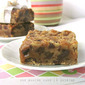 Salted Caramel and Chocolate Chunk Bars