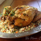 Simplest Roast Chicken from Cooking Light's Real Family Food Cookbook