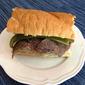 Crockpot Italian Beef Sandwiches