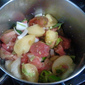 Stewed Heirloom Tomatoes