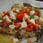 Israeli Charred Eggplant Salad Recipe