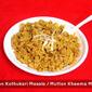 Mutton Kothukari Masala / Mutton Kheema Masala