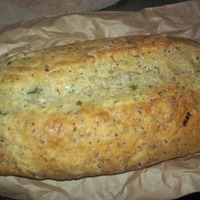 Savory Cottage Cheese Bread