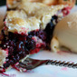 Berry Pie with a French Pastry Pie Crust