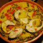 Grey Mullet in Saffron Rice – An Alternative Rosh HaShanah Recipe
