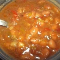 Texas Style Pinto Beans
