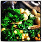 The Digest Diet: Kale and Chickpea Soup