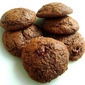 Ultimate Chocolate Cream Cheese Cookies