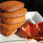 Sorghum and Spice Gingersnaps (Secret Recipe Club)