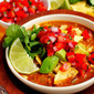 Restaurant-Style Chicken Tortilla Soup