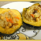 Moroccan Style Stuffed Acorn Squash - Power Food