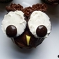 Owl Cupcakes for Halloween – From Hello Cupcake!