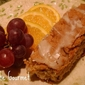 Raw Apple Bread or Cake