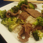 Chinese Beef with Broccoli Stir Fry