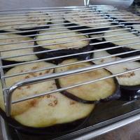 Bake NO Fry EGGPLANT parmesan ' Melanzane Parmigiana della Nonna '