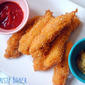 "Gluten-Free Chicken Fingers for Krissy's Virtual ""Baby Shower""!"