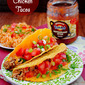 Crock Pot Chicken Tacos with Mexican Rice + Local Panera Get Together