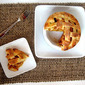 Pumpkin Apple Pie & The first week of the 12 Weeks of Christmas Blog Hop!