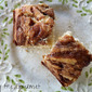 Caramel Cinnamon Cake Squares by Tammy
