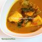 Kilangan( Kizhanga) Meen Kuzhambu/ Tamilnadu Tamarind Fish Curry