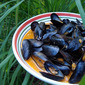 Curried Mussels with Lemongrass