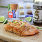 Asian Sesame Salmon - and Mommy's Secret Helper