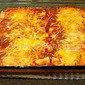 Shredded Chicken Enchilada Recipe