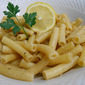 Lemon Balsamic Parmesan Ziti Made Simple