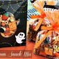 Sweet & Salty Halloween Snack Mix